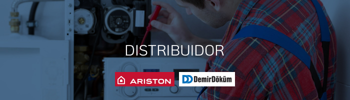 Distribuidor Ariston y Demir Dokum
